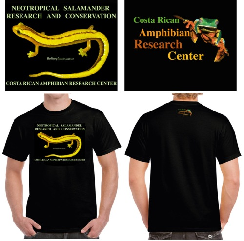 Salamander black shirt